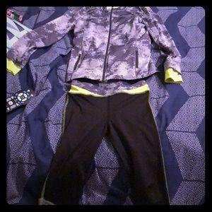 Workout suit
